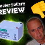 Lucas Scooter Battery 12V ,12Ah
